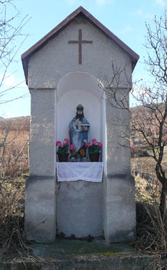 The Chapel of St. Urban in Vineyards